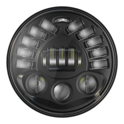 "JW Speaker Model 8791 Non-adaptive 7"" With Pedestal - Black"