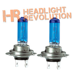 Vision X H7 55 WATT Headlight Bulb Set