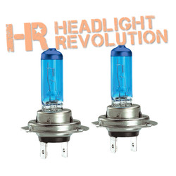 Vision X H7 100 WATT Headlight Bulb Set