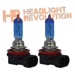 Vision X H11 80 WATT Headlight Bulb Set