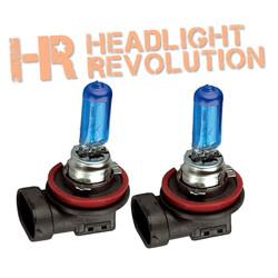 Vision X H11 55 WATT Headlight Bulb Set