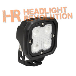 Vision X DURALUX WORK LIGHT 4 LED 10 DEGREE