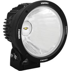 "Vision X 8.7"" CANNON BLACK 1 90W LED 10 Degree NARROW"