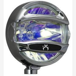 "Vision X 8"" CHROME 100 WATT HALOGEN SPOT LAMP"
