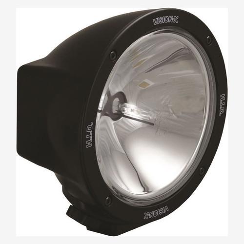 Vision X 6 7 Quot Round Black 50 Watt Hid Spot Lamp