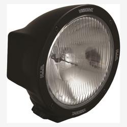 "Vision X 6.7"" ROUND BLACK 35 WATT HID EURO LAMP"