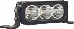 "Vision X 6"" XPR 10-WATT LIGHT BAR 3 LED STRAIGHT BEAM"