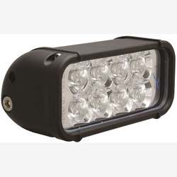"Vision X 6"" XMITTER LED BAR BLACK 8 LED'S EURO"
