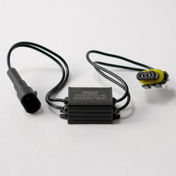 VLEDs 9005 / 9006 style Plug N Play DRL Daytime Running Light Voltage Booster