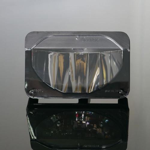 Truck Lite 27645c 4x6 Quot High Beam Led Headlight Housing