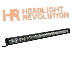 """Vision X 40"""" XPR 10W LIGHT BAR 21 LED TILTED OPTICS FOR MIXED BEAM"""