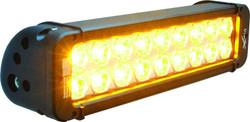 "Vision X 21"" XMITTER PRIME AMBER LED BAR BLACK 36 5W LED'S 10° NARROW"
