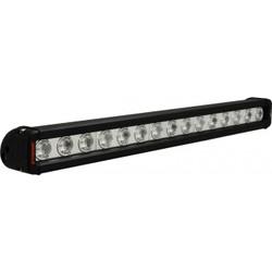 "Vision X 20"" XMITTER LOW PROFILE XTREME BLACK 15 5W LED'S 10° NARROW"
