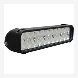 "Vision X 12"" XMITTER LED BAR BLACK 20 3W LED'S FLOOD"