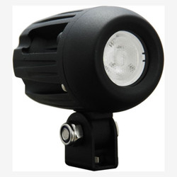 "Vision X 1.7"" MINI SOLO BLACK 5W LED POD 10° NARROW"