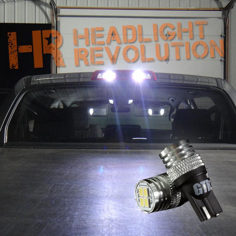 2014 2018 toyota tundra led cargo light bulb upgrade headlight  vehicle specific