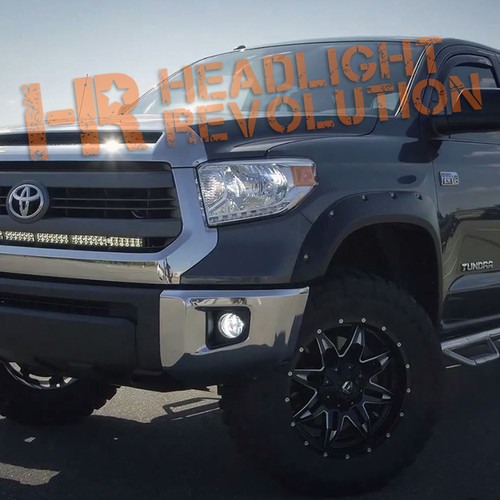 2014 2017 toyota tundra led front blinkers kit headlight revolution rh headlightrevolution com Headlight Switch Wiring Diagram Headlight Dimmer Switch Wiring Diagram