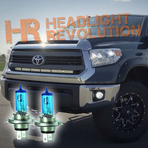 2014 2017 Toyota Tundra Vision X Halogen Headlight Bulbs