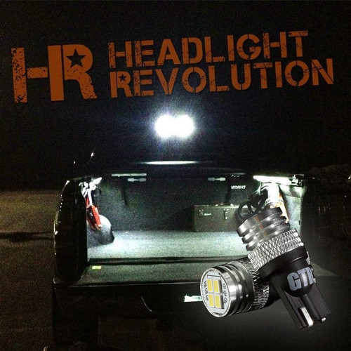 2007 2013 Toyota Tundra Led Cargo Lights Bulb Upgrade