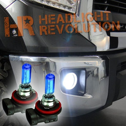 2014 - 2017 Toyota Tundra Vision X Halogen Fog Light Bulbs