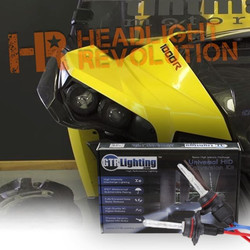 CAN-AM Maverick Projector HID Headlight Conversion Kit - LOW BEAM