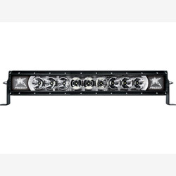 "Rigid Industries 220003 20"" Radiance Backlight Light Bar, White"