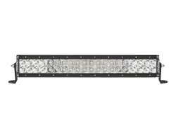 "Rigid Industries 120313 E-Series 20"" LED Spot/Flood Combo Light Bar"