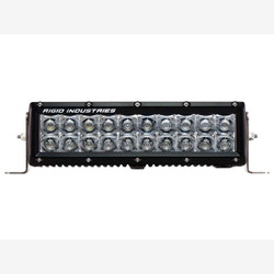 "Rigid Industries 110213 E-Series 10"" LED Spot Light Bar"