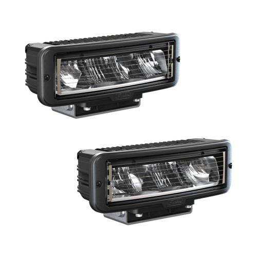 Jw Speaker Model 9800 12 24v Universal Dot Led Headlight