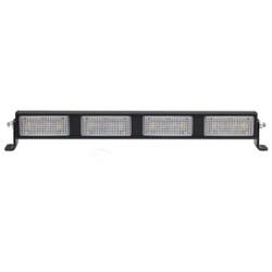 """JW Speaker Model 9049-4M 12V LED NonProgrammable LED 25"""" Light Bar with Flood Beam Pattern"""