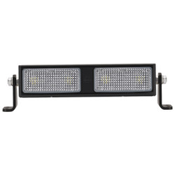 "JW Speaker Model 9049-2M 12V LED 15"" Light Bar with Flood Beam Pattern"