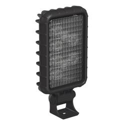 JW Speaker Model 881 XD 12-24V LED Work Light with Trapezoid Beam Pattern