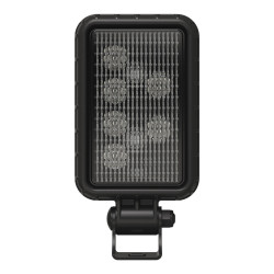 JW Speaker Model 881 XD 12-24V LED Work Light with Flood Beam Pattern