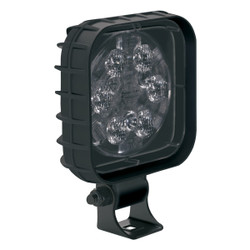 JW Speaker Model 840 XD 12-110V LED Work Light with Trapezoid Beam Pattern & Integrated 2-Pin Deutsch Connector