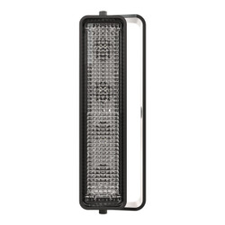 JW Speaker Model 783 XD - 12-48V LED Work Light with Vertical Flood Beam Pattern & Mounting Bracket