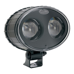 JW Speaker Model 770 - 12-110V LED Red LED Safety Spot Light