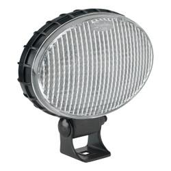 JW Speaker Model 770 XD - 12-48V LED Work Light with Flood Beam Pattern & PE12015792 Connector
