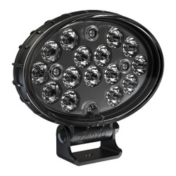 JW Speaker Model 7250 XD - 	12-24V LED Work Light with Spot Beam Pattern & Pedestal Mount