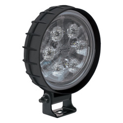 JW Speaker Model 670 - 12-110V LED Work Light with Trapezoid Beam Pattern