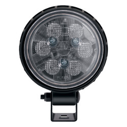 JW Speaker Model 670 - 12-110V LED Work Light with Spot Beam Pattern