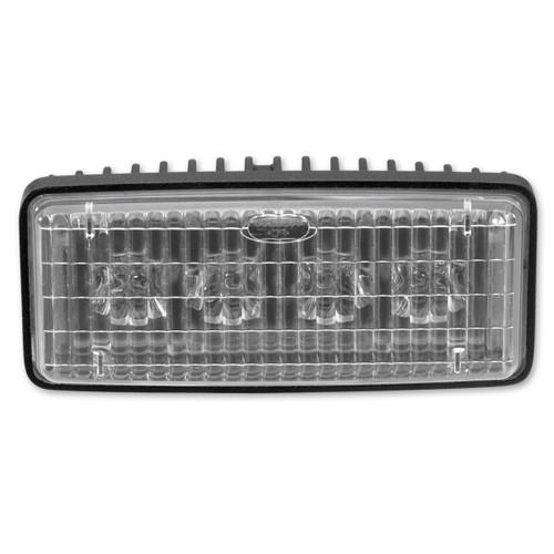 Jw Speaker Model 6048s 24v Led 2x5 Sealed Beam Spot