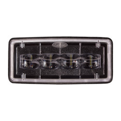 JW Speaker Model 6048 12V SAE/ECE LED Auxilary Light with Fog Beam Pattern