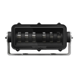 JW Speaker Model 527-12/24V Red LED Zone Lamp