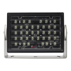 JW Speaker Model 523 12-24V LED Work Light with Wide Flood Beam Pattern
