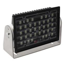 JW Speaker Model 523 12-24V LED Work Light with Narrow Flood Beam Pattern