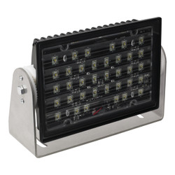 JW Speaker Model 523 12-24V LED Work Light with Medium Flood Beam Pattern