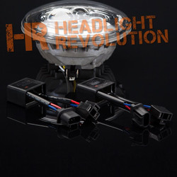 Headlight Revolution Jeep JK Anti-Flicker Harness for LED Headlights
