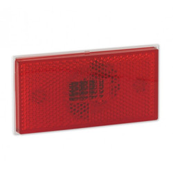 JW Speaker Model 170-12V LED Red ECE/SAE Sidemarker