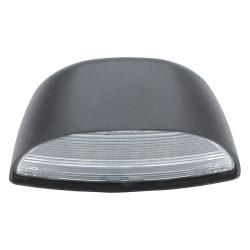 JW Speaker Model 125-12/24V LED License Plate Illuminator