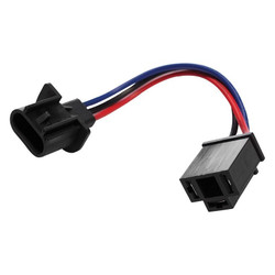 JW Speaker H4 to H13 Adapter Wire Harness